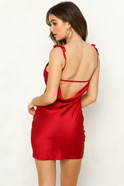 Rumor Cobra Slip Dress - Side cropped