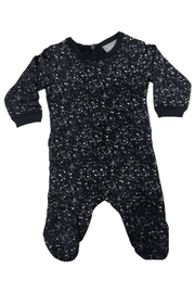 Coccoli Cotton Back Opening Footie for Newborn - Product Mini Image