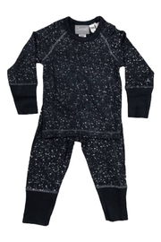 Coccoli Knitted Cotton modal Pyjama Set For Kids - Product Mini Image