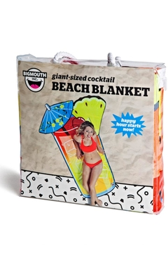 BigMouth Inc Cocktail Beach Blanket - Alternate List Image
