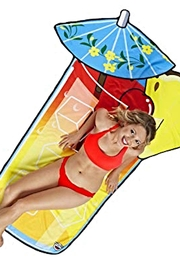BigMouth Inc Cocktail Beach Blanket - Product Mini Image