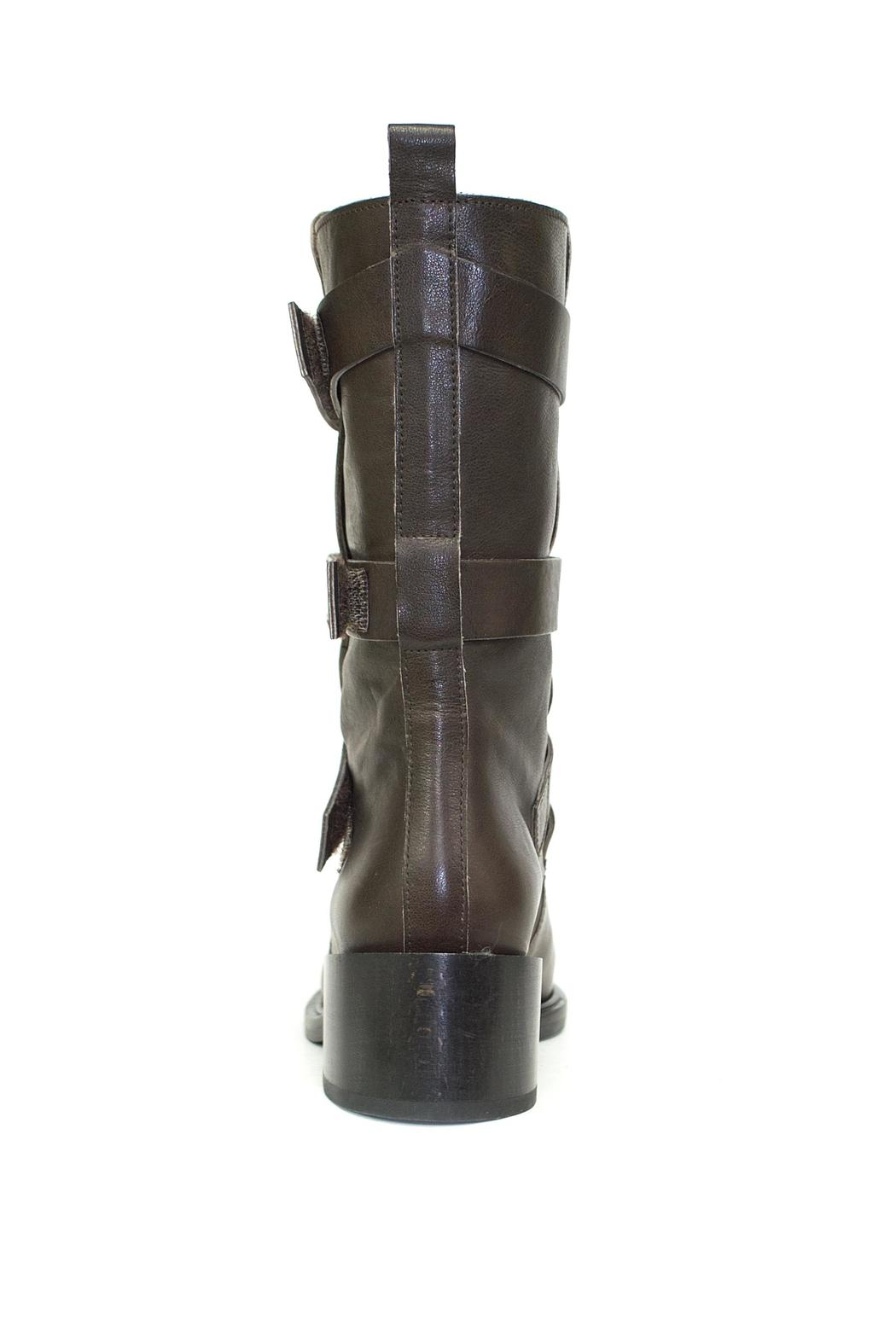coclico mid shaft leather boot from canada by durand s