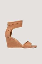 Coclico Shoes Jal Wedge Nude - Product Mini Image