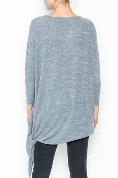 Coco + Carmen Assymetrical Tunic Top - Alternate List Image