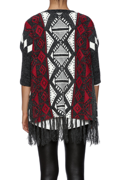 Shoptiques Product: Graphic Design Cardigan