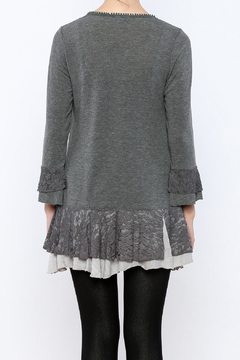 Shoptiques Product: Layered Lacy Tunic