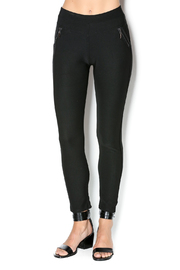 Coco + Carmen Stretch Pull-On Pants - Product Mini Image