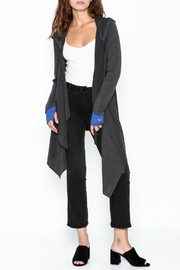 Coco + Carmen Tie Around Sweater - Side cropped