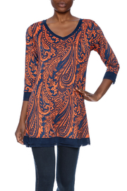 Coco + Carmen V-Neck Tunic - Product Mini Image