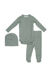 Coco Blanc Baby Gift Set - Front cropped