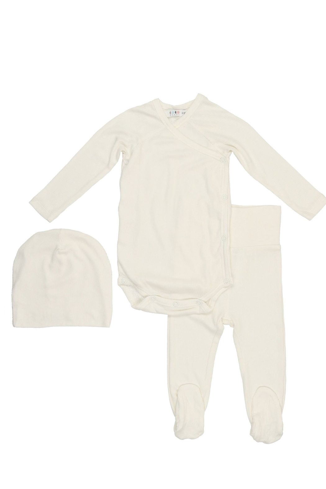 Coco Blanc Baby Gift Set - Front Cropped Image
