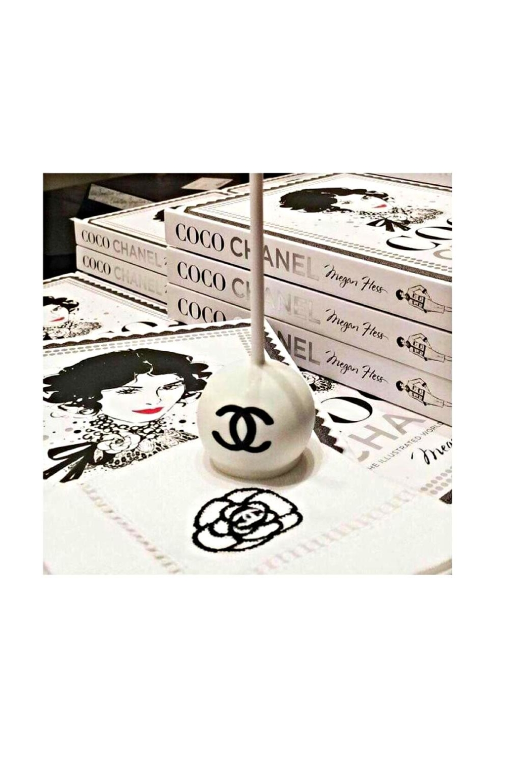 Hardie Grant Coco Chanel - Front Full Image