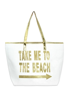 coco Large Beach Totes - Product List Image