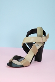 Arisch Coco Leather Heels - Product Mini Image