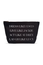 LA Trading Co. Coco Pouch - Front cropped