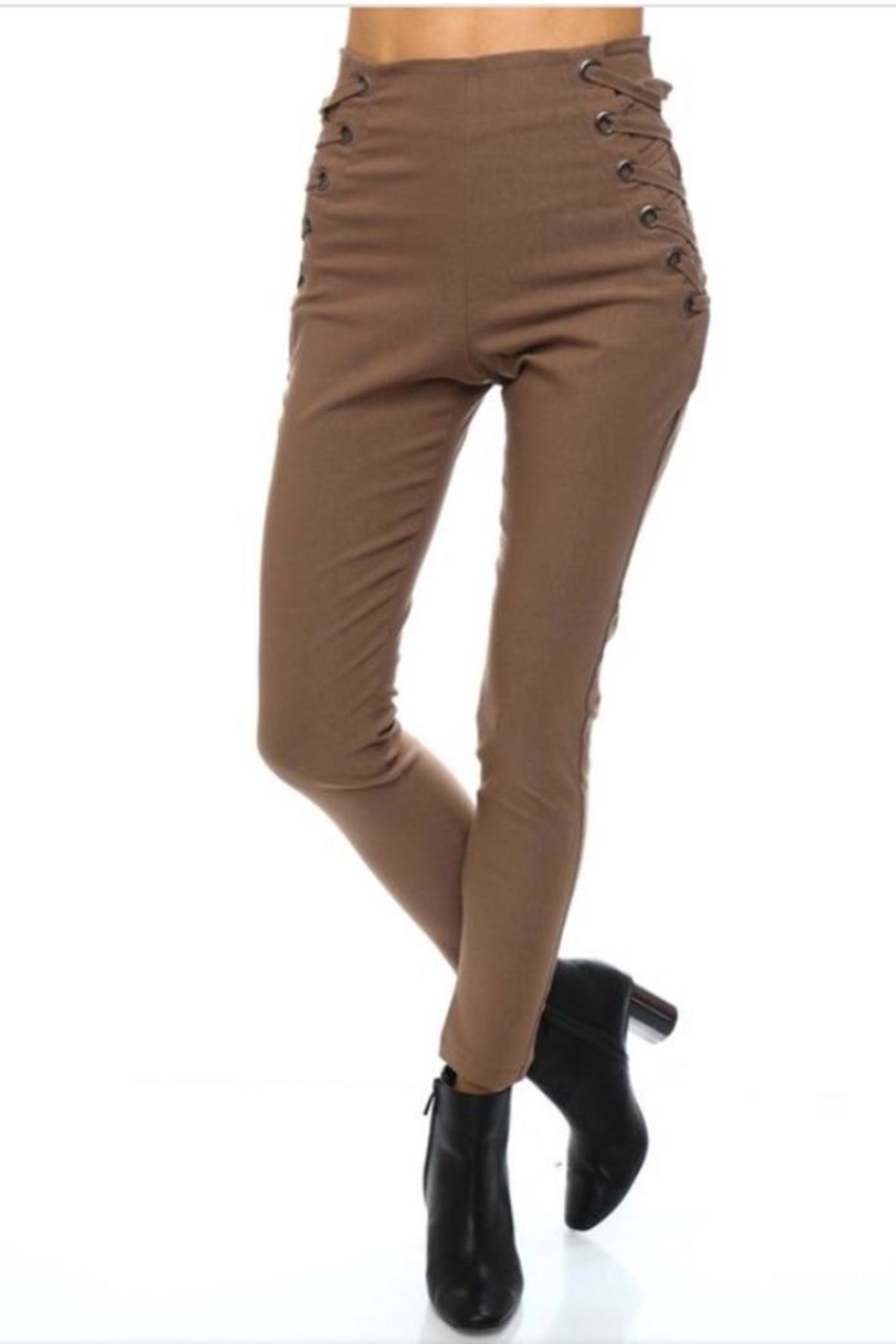 Timing Coco Stretch Pants - Main Image