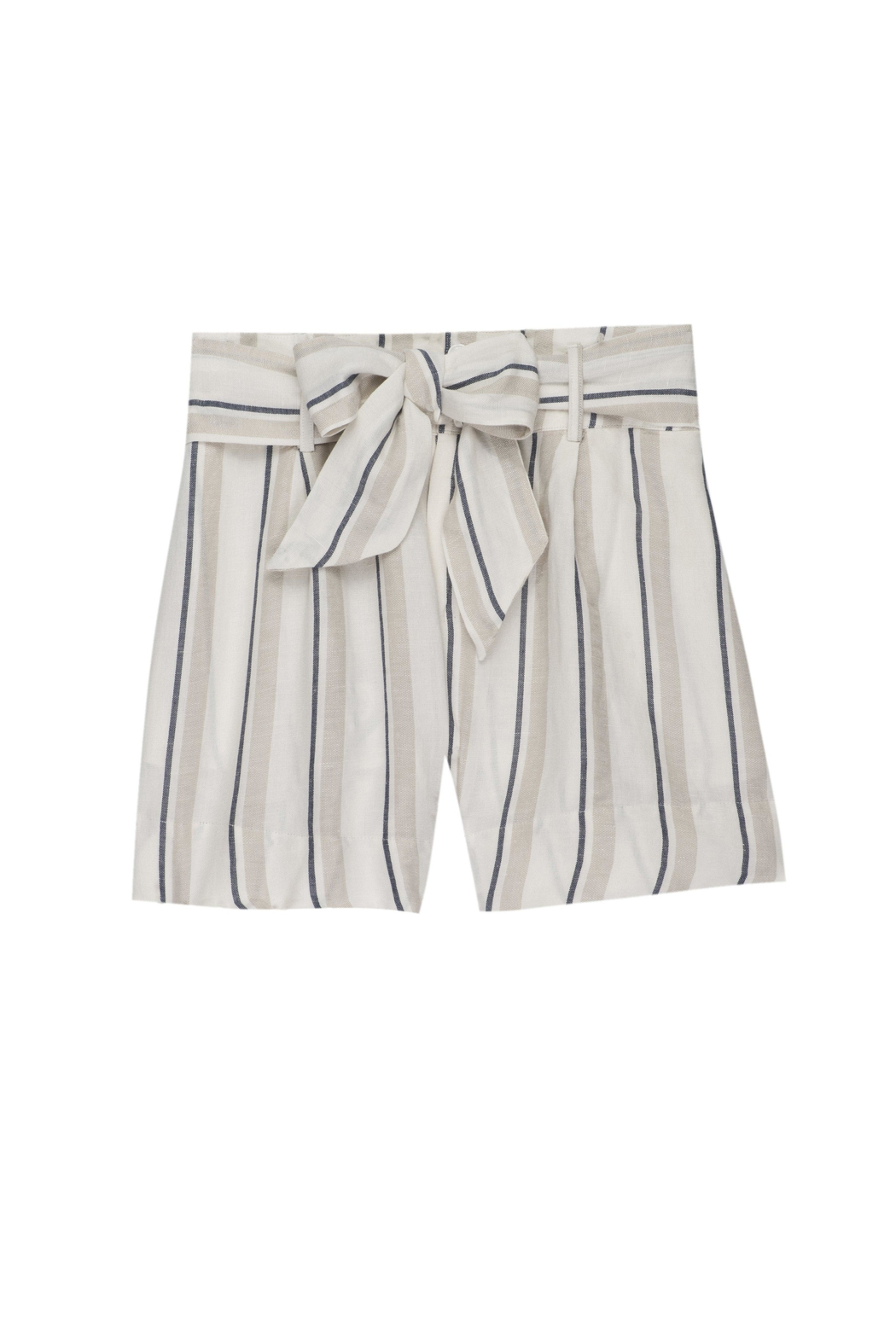 Rails Coco Stripe Short - Back Cropped Image