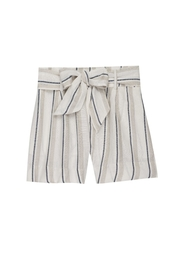Rails Coco Stripe Short - Back cropped