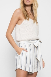 Rails Coco Stripe Short - Front full body