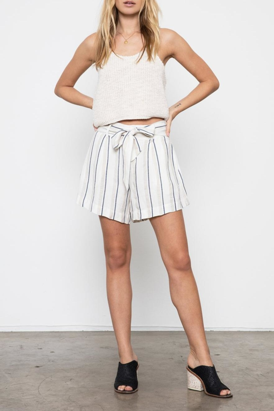 Rails Coco Stripe Short - Main Image