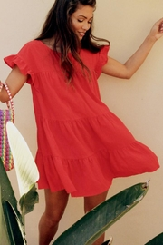 SAGE THE LABEL Coco Swing Dress - Product Mini Image