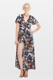 Coco + Carmen Adele Skirted Romper - Front cropped