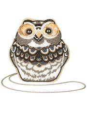 Coco + Carmen Beaded Owl Bag - Product Mini Image