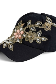 Coco + Carmen Blinged Hat - Front cropped