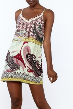 Coco + Carmen Bohemian Patterned Dress - Product List Image