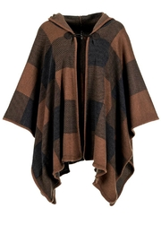 Coco + Carmen Buffalo Cape - Product Mini Image