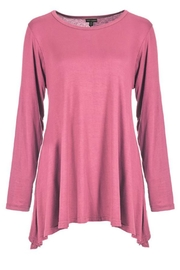 Coco + Carmen Evie Swing Tunic Top - Product Mini Image