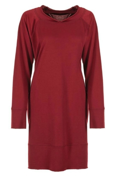 Coco + Carmen Frency Terry Tunic Dress - Alternate List Image