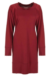 Coco + Carmen Frency Terry Tunic Dress - Product Mini Image