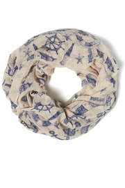 Coco + Carmen Infinity Scarf - Front cropped