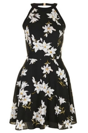 Coco + Carmen Magnolia Halter Dress - Product Mini Image