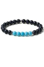 Coco + Carmen Mens Gemstone Bracelet - Product Mini Image