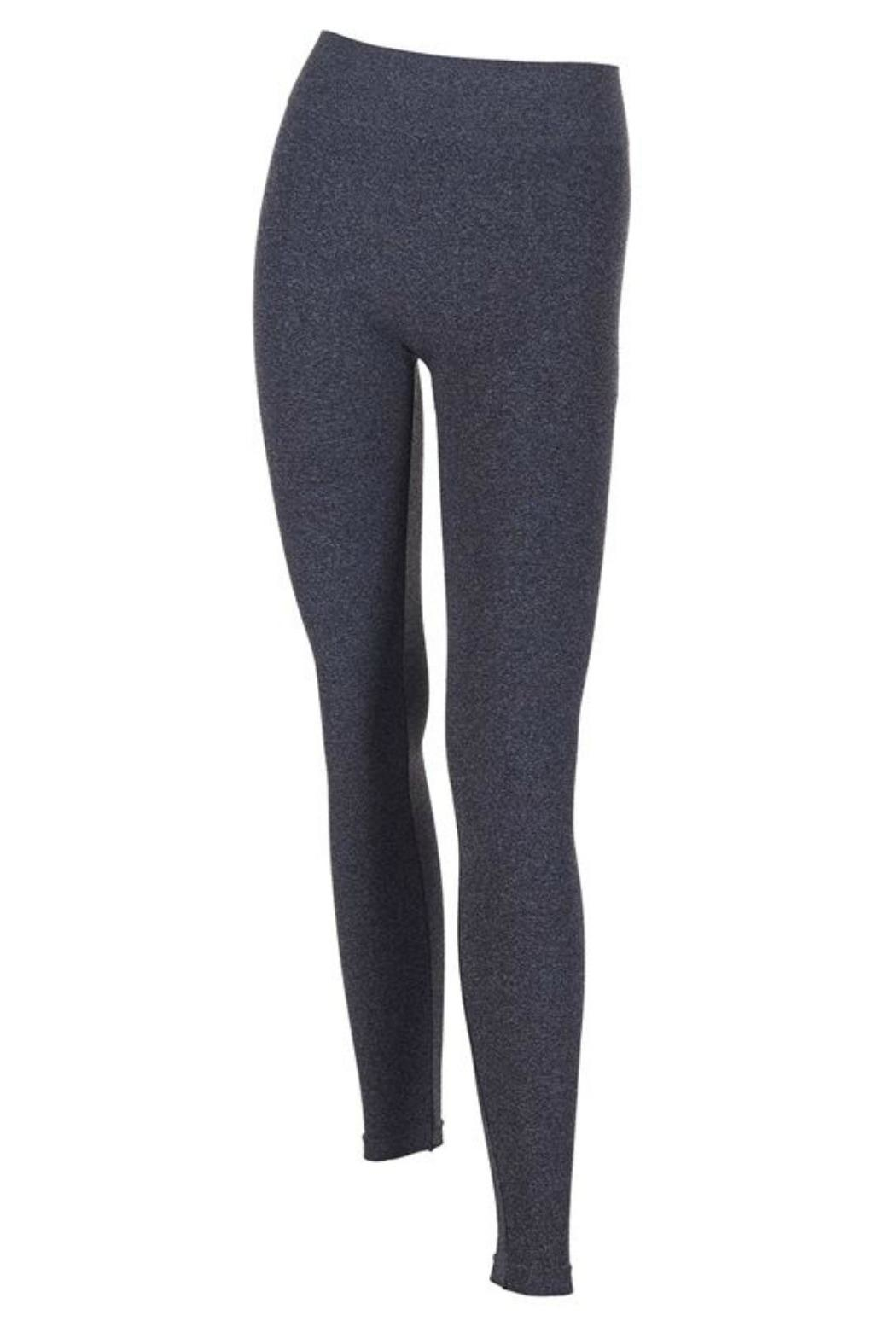 Coco + Carmen Smooth Move Leggings - Front Cropped Image