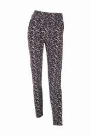Coco + Carmen Zip Pocket Leggings - Front cropped