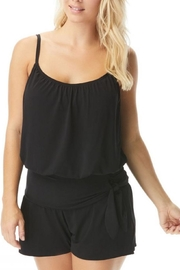 CoCo Reef Swimwear Cr Blouson Tankini Top - Product Mini Image