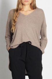 Mod Ref Cocoa Thermal Top - Front cropped