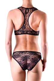 Cocoa Lingerie Bralette Set - Side cropped