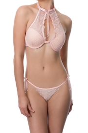 Cocoa Lingerie Pink Bralette Set - Product Mini Image