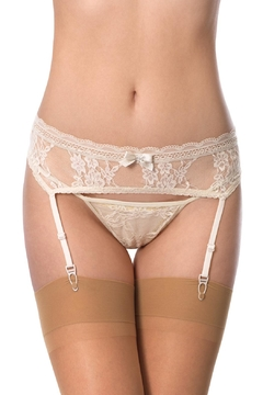 Shoptiques Product: Lace Thong Set