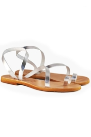 CocoBelle Crescent Toe-Loop Sandal - Product Mini Image
