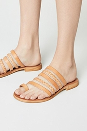 CocoBelle Natural Sandal - Product Mini Image