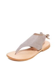 CocoBelle Tye Thong Sandals - Product Mini Image