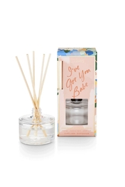 Illume  Coconut Happy Diffuser - Product Mini Image