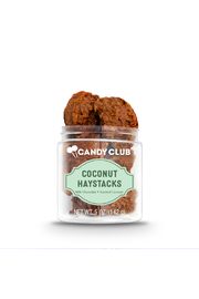 Candy Club Coconut Haystacks - Front cropped