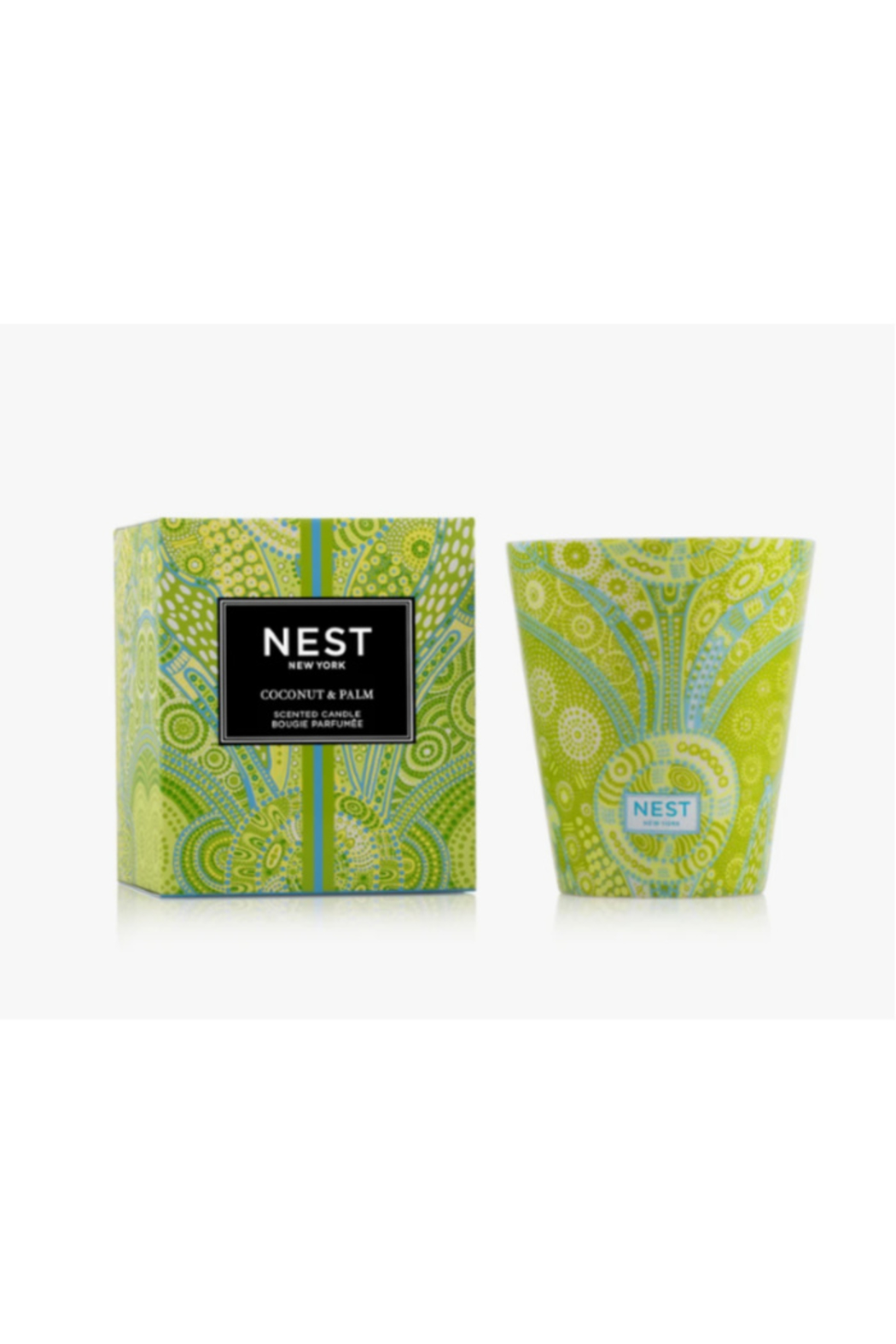Nest Fragrances COCONUT & PALM CLASSIC CANDLE - Front Cropped Image