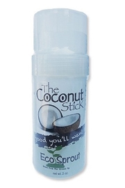 Eco Sprout Coconut Stick - Front cropped